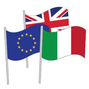 Bandiere Istituzionali da € 22